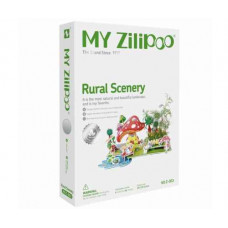 3D Пъзел My Zilipoo, Rural Scenery, Жива градина, 27.5x19.5x14.5, 34 части